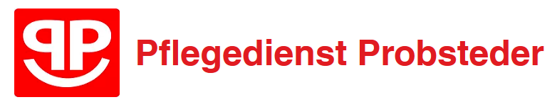Pflegedienst logo